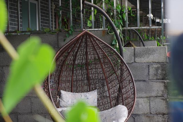 阳台设计吊篮
