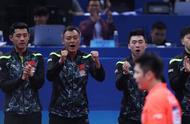 中国男乒3比0横扫韩国,夺亚锦赛男团冠军!