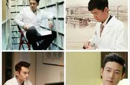盘点那些年穿白大褂的男神,除了靳东你还喜欢谁呢?