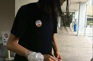 朱婷今天回国 手腕受伤未愈让人心疼