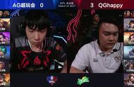 王者荣耀:KPL总决赛失去悬念,梦泪全程被针对,QGhappy4:0横扫AG超玩会获得总冠军