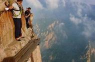 超级挑战勇气的几大旅游景点,看图片我就腿软了!