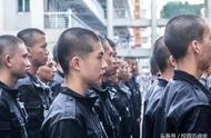 Schoolboy military training is all shave very little head, the netizen says