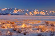 描写长白山天池景色的语句