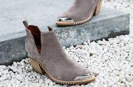早秋最美短靴,穿搭季节横跨春夏秋冬