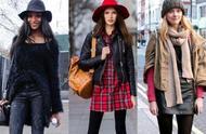 看脸型选帽子:不仅脸小了,而且更时尚了!