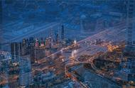 这个建筑摄影师用200天爬遍上海高楼拍出了最奇幻的云端魔都
