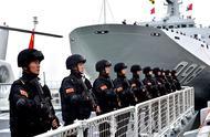 十年安全护送6600余艘商船!中国海军护航编队成亚丁湾海域一张闪亮名片