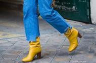 早秋变身时髦精,从选对一双短靴开始