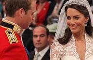 """8年前,威廉心疼自己的新娘凯特,特意""""开玩笑""""减轻妻子紧张感"""