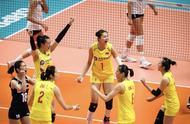 7连胜!中国女排3-0横扫美国,稳居第一冲击世界杯第5冠