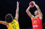 今晚中国男篮再战巴西,央视现场直播,李楠再变阵,锋线迎来考验
