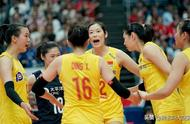 朱婷带伤出场,张常宁霸气七连发,带领中国女排完胜日本
