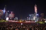 昨晚,深圳再次惊艳全国!这48个城市+太空燃爆了