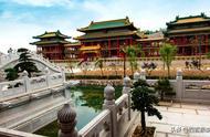 """中国最大""""仿造品""""景区:山寨故宫还原圆明园,还评为5A景区?"""