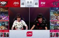 LOL-LPL:Zwuji无忌教主EZ救世 RW客场2:0横扫JDG