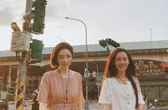 高晓松前妻夕又米近照,逆生长明显,与闺蜜郭碧婷相约街头漫步