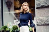 这九款时髦半裙,才是这个秋冬最气质时髦的打开方式!