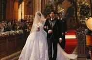 昆凌婚纱设计师加拿大高定Miakel D 的绝美礼服欣赏