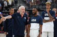 被血虐!单节不到10分,美国7比32塞尔维亚!附半决赛时间表