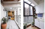 3种不影响晾衣服的阳台改造方式