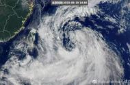"""台风""""塔巴""""生成!大风+冷空气夹击!周末没事就别岀门..."""