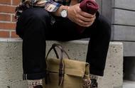 男生冬天想要穿出硬汉有型的质感,这样的工装风搭配技巧才是精髓