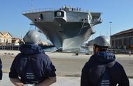 这国航母入坞改造,曾是印度航母仿造对象,换装隐身机后战力爆棚