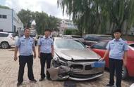 靖边交警:查获一起伪造交通事故预谋骗保案件
