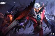 王者荣耀:新赛季战令皮肤曝光,兰陵王驯魔猎人,暗黑特效炸裂