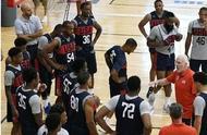 老翔篮球9月12日:美国VS塞尔维亚