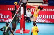 中国女排3-0喀麦隆迎两连胜!林莉状态不佳,李盈莹发挥神勇
