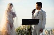 向佐夫妇终于大婚!向太曝婚礼现场图,郭碧婷披婚纱美成仙女