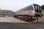 深圳地铁10号线新车昨日已到,内附最新进展!