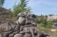 一种神奇的石头,一碰到水就会长大,至今无人证明其中奥妙