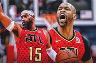 重返猛龙失败!42岁卡特续约老鹰 将成NBA史上职业生涯最长球员