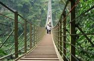 心理测试:下面哪一个吊桥你不敢走?测你不为人知的另一面
