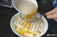 豆腐加2个鸡蛋,不用煎不用炸,嫩滑营养又好吃,孩子主动添2碗饭