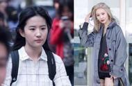 宣美参加米兰国际时装周 增肥八斤后意外撞脸刘亦菲