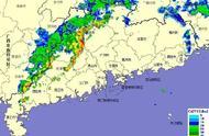 明天深圳暴雨!接下来还会越来越热……