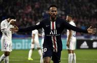 内马尔连场绝杀!大巴黎1-0里昂