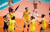 世界杯第七轮积分榜出炉,中国女排七连胜一枝独秀,直逼冠军