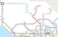 展望深圳地铁6号线的作用:拉大两大新区与市中心一体化建设发展
