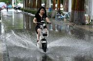 近日河北地区雨水量情况