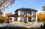 自已家建造的二层楼房可以算别墅吗?