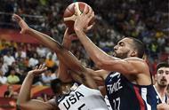 美国男篮历史五大耻辱:负法国仅排第四 最惨痛失利成就黄金一代
