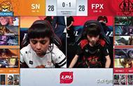 FPX经典四包一战术屡试不爽,Doinb潘森就抓smlz,马哥快崩溃了