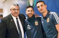 内讧!阿根廷足协高层炮轰梅西:头脑发热随口表态,该出来道歉