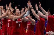 3:2险胜巴西!中国女排迎六连胜