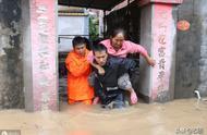 厦门遭遇暴雨袭击,最大降雨量262毫米,站在城里就可以看海